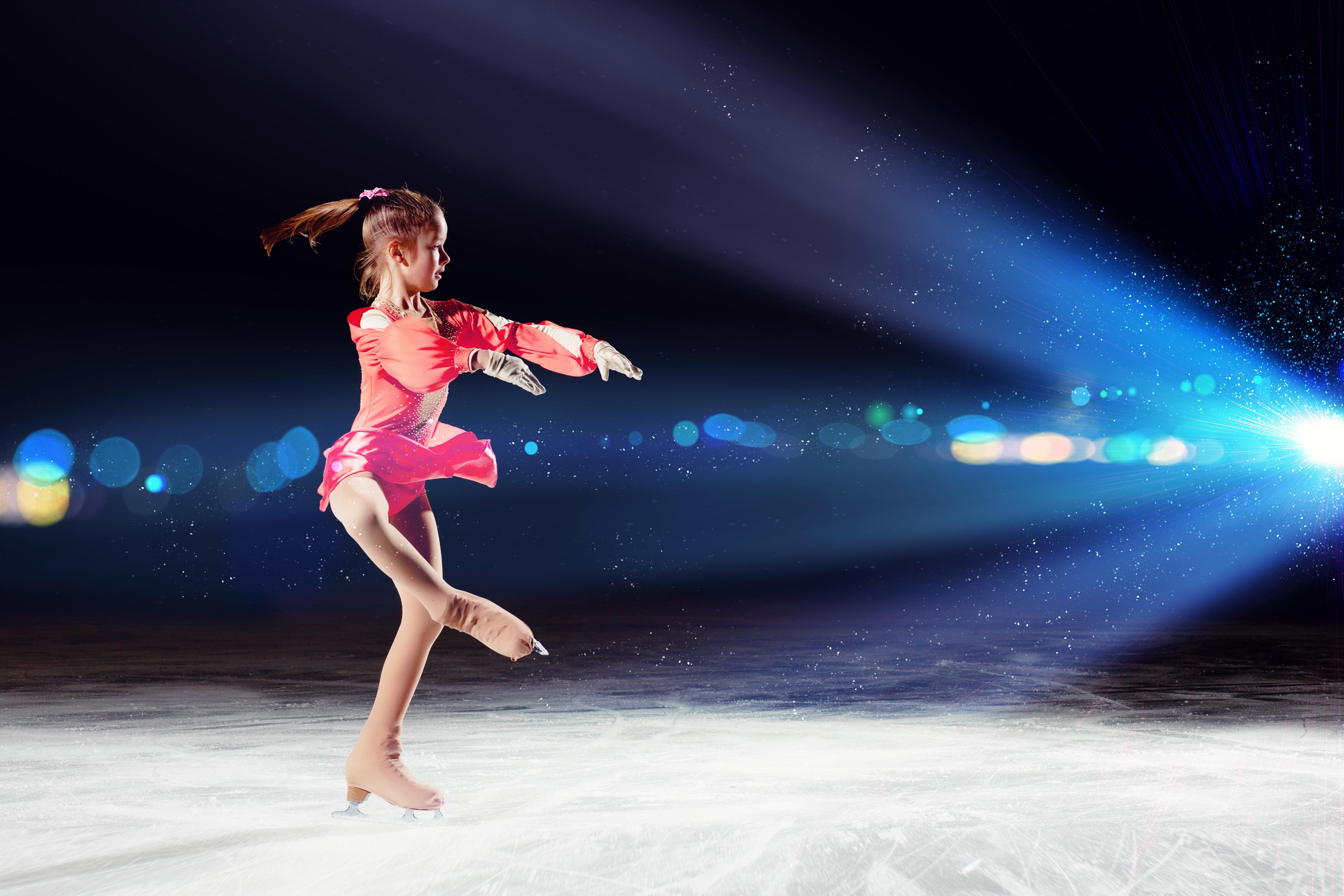 Salma On Ice